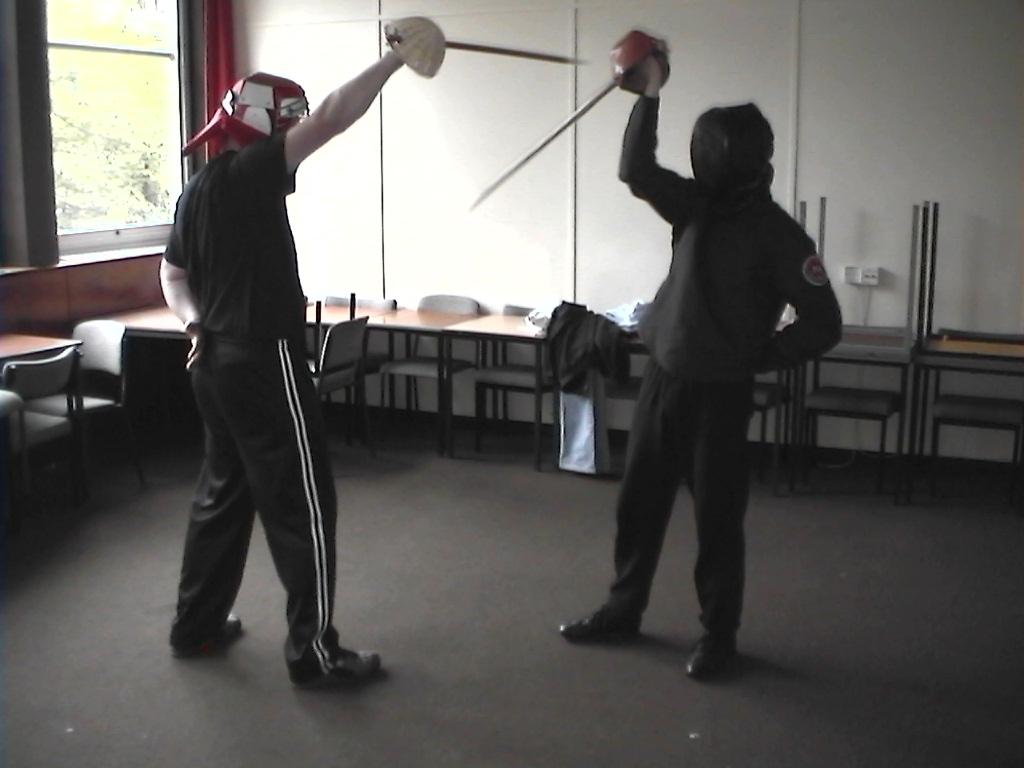 scottish martial arts